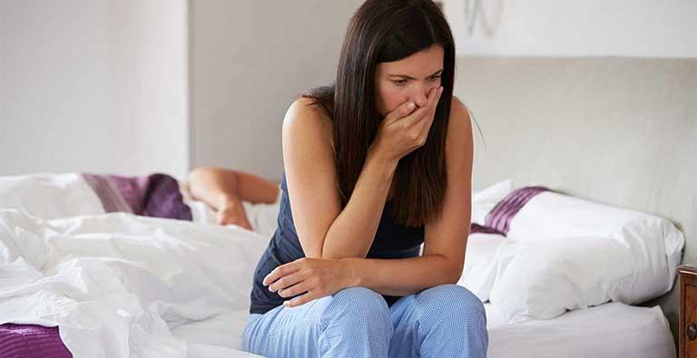 Mất ngủ buồn nôn có thể là dấu hiệu cảnh báo những bệnh lý nguy hiểm