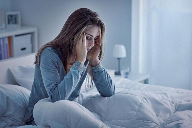 Người bệnh cảm thấy mệt mỏi sau mỗi lần thức dậy