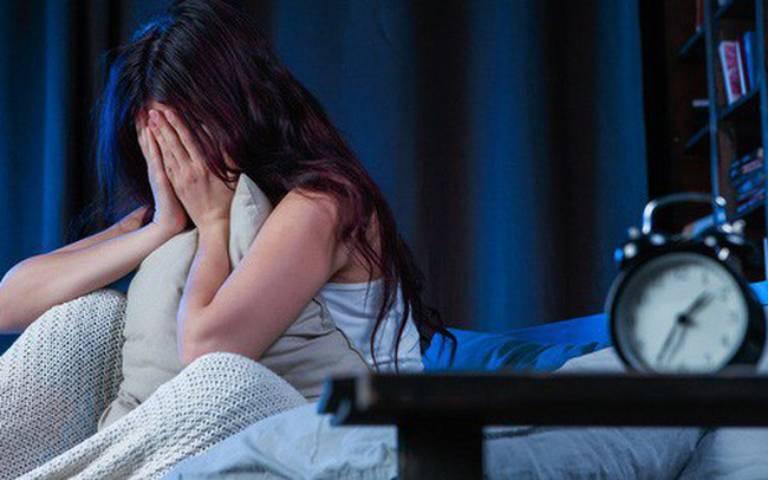 Cảnh giác với những nguyên nhân gây mất ngủ trầm cảm