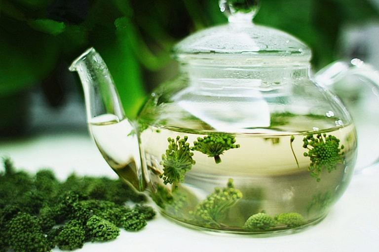 Sử dụng nụ hoa tam thất pha trà sử dụng rất tốt cho sức khỏe