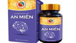 Thuốc An Miên chiết xuất từ thảo dược tự nhiên, an toàn và không gây tác dụng phụ.