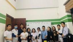 Hoạt động đào tạo nội bộ tại Đông phương Y pháp