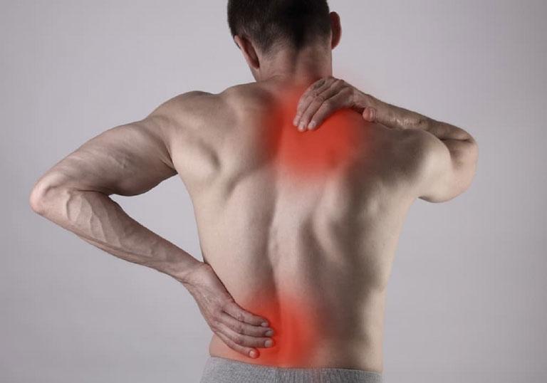 Xoa bóp giúp tình trạng đau xương khớp thuyên giảm
