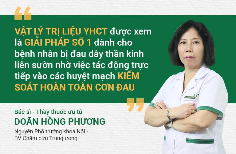 Bác sĩ Doãn Hồng Phương - Cây kim vàng của làng Đông Y