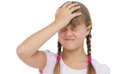 Cơn đau nửa đầu migraine thường xảy ra ở trẻ trong độ tuổi từ 5 tới 8