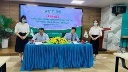 Đông phương Y pháp ký kết hợp tác Phòng khám Đa khoa Phúc An
