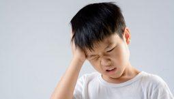 Đau đầu chóng mặt ở trẻ em do di truyền