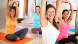 Xoa bóp sau khi tập yoga rất có lợi cho làn da