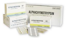 Chymotrypsin là thuốc gì? Công Dụng và cách dùng an toàn, hiệu quả nhất