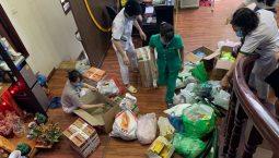Đông phương Y pháp Hà Nội khẩn trương đóng hàng chi viện cho miền Nam
