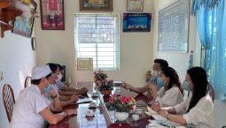 Đông phương Y pháp đàm phán kế hoạch hợp tác phát triển với phòng khám Minh Đức