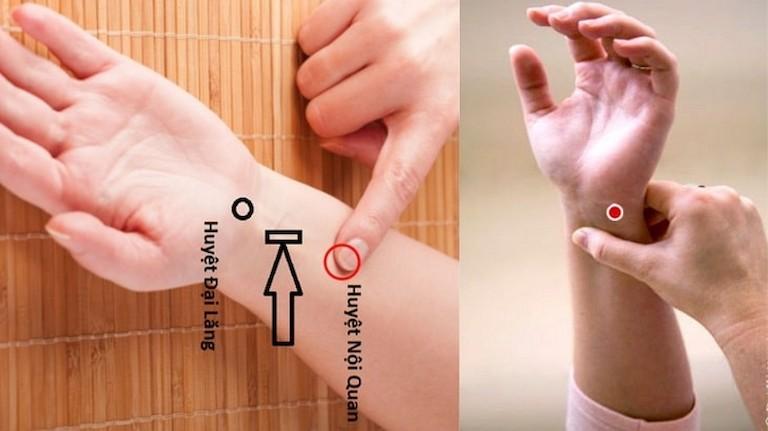 Bấm huyệt thường xuyên giúp giảm triệu chứng bệnh xương khớp ở tay rất hiệu quả