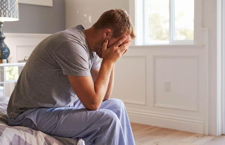 Chứng bí tiểu gây ảnh hưởng không nhỏ đến cuộc sống của người bệnh
