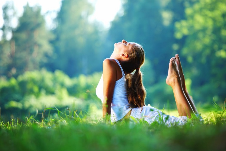 Giữ tinh thần thoải mái trong quá trình điều trị bệnh bằng huyệt thừa tương