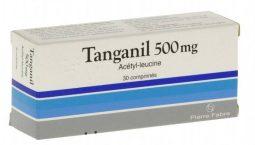 Tanganil 500mg là thuốc gì?