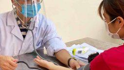 Đông phương Y pháp thực hiện tiêm phòng vaccine Covid 19