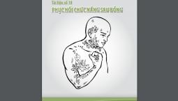 Bộ tài liệu kỹ thuật về Phục hồi chức năng sau bỏng [BỘ Y TẾ]