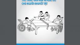 Bộ tài liệu kỹ thuật về Phục hồi chức năng, thể thao, văn hóa và giải trí cho người khuyết tật [BỘ Y TẾ]