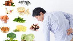 Thoát vị đĩa đệm nên ăn gì, nên kiêng gì để cải thiện tình trạng bệnh nhanh, hiệu quả?